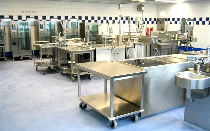 Cook And Chill Küche | Produktionsverfahren Der Grossuche Cook Chill Taunus Menu