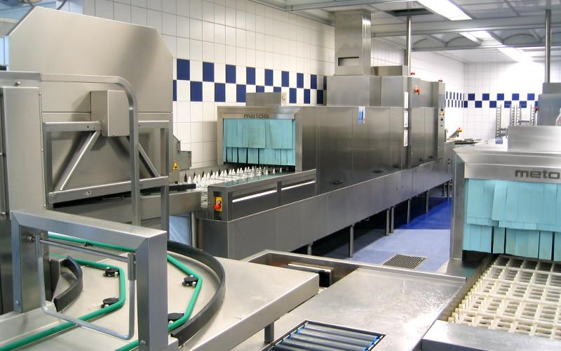 produktionsverfahren der großüche - cook & chill - taunus menü